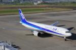 ★azusa★さんが、仙台空港で撮影した全日空 767-381の航空フォト(写真)