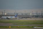 寛太さんが、羽田空港で撮影した全日空 767-381Fの航空フォト(写真)
