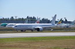 romyさんが、ペインフィールド空港で撮影した航空自衛隊 777-3SB/ERの航空フォト(写真)