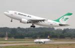 voyagerさんが、デュッセルドルフ国際空港で撮影したマーハーン航空 A310-308の航空フォト(写真)