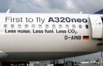 voyagerさんが、フランクフルト国際空港で撮影したルフトハンザドイツ航空 A320-271Nの航空フォト(飛行機 写真・画像)