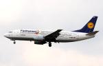 voyagerさんが、フランクフルト国際空港で撮影したルフトハンザドイツ航空 737-330の航空フォト(写真)