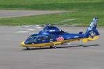 セブンさんが、札幌飛行場で撮影した北海道航空 AS365N3 Dauphin 2の航空フォト(飛行機 写真・画像)