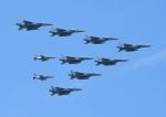 じーく。さんが、千歳基地で撮影した航空自衛隊 F-15DJ Eagleの航空フォト(写真)