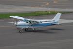 セブンさんが、札幌飛行場で撮影した北海道航空 TU206G Turbo Stationair 6の航空フォト(飛行機 写真・画像)