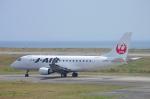サボリーマンさんが、徳島空港で撮影したジェイ・エア ERJ-170-100 (ERJ-170STD)の航空フォト(飛行機 写真・画像)