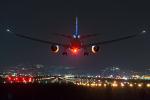 ふくさんが、伊丹空港で撮影した全日空 787-9の航空フォト(写真)