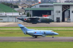 T.Sazenさんが、名古屋飛行場で撮影した航空自衛隊 U-125A (BAe-125-800SM)の航空フォト(飛行機 写真・画像)