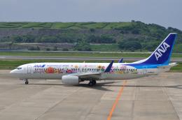 ミッキーさんが、長崎空港で撮影した全日空 737-881の航空フォト(飛行機 写真・画像)