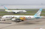 voyagerさんが、羽田空港で撮影したAIR DO 767-381の航空フォト(写真)