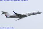 Chofu Spotter Ariaさんが、成田国際空港で撮影したAvcon ジェット G-V-SP Gulfstream G550の航空フォト(飛行機 写真・画像)