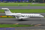 Chofu Spotter Ariaさんが、成田国際空港で撮影した北京首都航空 G-IV-X Gulfstream G450の航空フォト(飛行機 写真・画像)