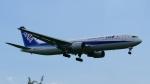 Koj-skadb2116さんが、鹿児島空港で撮影した全日空 767-381の航空フォト(写真)