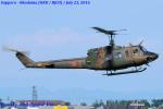 Chofu Spotter Ariaさんが、札幌飛行場で撮影した陸上自衛隊 UH-1Jの航空フォト(写真)
