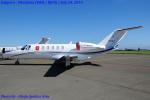 Chofu Spotter Ariaさんが、札幌飛行場で撮影した毎日新聞社 525A Citation CJ2の航空フォト(飛行機 写真・画像)