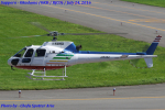 Chofu Spotter Ariaさんが、札幌飛行場で撮影した北海道航空 AS350B2 Ecureuilの航空フォト(飛行機 写真・画像)