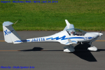 Chofu Spotter Ariaさんが、札幌飛行場で撮影したタンゴ・エア・サポート HK36TTC Katana Xtremeの航空フォト(飛行機 写真・画像)