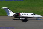 Chofu Spotter Ariaさんが、札幌飛行場で撮影した岡山航空 510 Citation Mustangの航空フォト(飛行機 写真・画像)