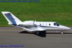 Chofu Spotter Ariaさんが、札幌飛行場で撮影したグラフィック 525A Citation CJ1の航空フォト(飛行機 写真・画像)
