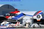 Chofu Spotter Ariaさんが、館山航空基地で撮影した毎日新聞社 EC135T1の航空フォト(飛行機 写真・画像)