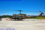 Chofu Spotter Ariaさんが、館山航空基地で撮影した陸上自衛隊 UH-1Jの航空フォト(飛行機 写真・画像)