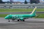 T.Sazenさんが、名古屋飛行場で撮影したフジドリームエアラインズ ERJ-170-200 (ERJ-175STD)の航空フォト(飛行機 写真・画像)