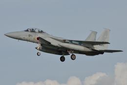 航空フォト:02-8071 航空自衛隊 F-15DJ Eagle