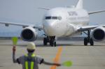 サボリーマンさんが、徳島空港で撮影した日本航空 737-846の航空フォト(飛行機 写真・画像)