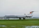 kumagorouさんが、仙台空港で撮影したアエロフロート・ロシア航空 Tu-154Bの航空フォト(写真)