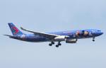 voyagerさんが、羽田空港で撮影した中国東方航空 A330-343Xの航空フォト(飛行機 写真・画像)
