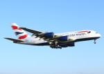 voyagerさんが、ロンドン・ヒースロー空港で撮影したブリティッシュ・エアウェイズ A380-841の航空フォト(写真)
