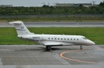 Dojalanaさんが、函館空港で撮影したアメリカ個人所有 Gulfstream G280の航空フォト(写真)
