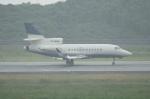 pringlesさんが、長崎空港で撮影したアルジー・エクスプレス Falcon 900EXの航空フォト(写真)