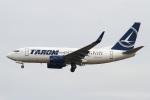 りんたろうさんが、フランクフルト国際空港で撮影したタロム航空 737-78Jの航空フォト(写真)