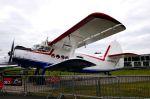 まいけるさんが、ファンボロー空港で撮影したイギリス個人所有 An-2の航空フォト(写真)