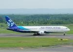 じーく。さんが、新千歳空港で撮影したアジア・アトランティック・エアラインズ 767-383/ERの航空フォト(飛行機 写真・画像)