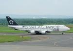 じーく。さんが、新千歳空港で撮影したタイ国際航空 A300B4-203の航空フォト(飛行機 写真・画像)