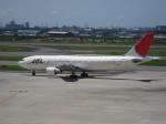 セブンさんが、伊丹空港で撮影した日本航空 A300B4-622Rの航空フォト(飛行機 写真・画像)