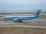 セブンさんが、関西国際空港で撮影した大韓航空 A300B4-622Rの航空フォト(飛行機 写真・画像)