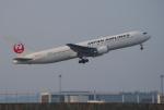 サボリーマンさんが、徳島空港で撮影した日本航空 767-346/ERの航空フォト(飛行機 写真・画像)