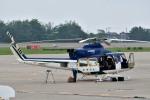 Dojalanaさんが、函館空港で撮影した北海道防災航空隊 412の航空フォト(飛行機 写真・画像)