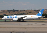 voyagerさんが、マドリード・バラハス国際空港で撮影したエア・ヨーロッパ 787-8 Dreamlinerの航空フォト(飛行機 写真・画像)