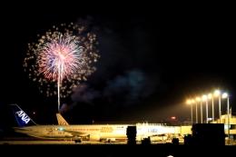 kumariairさんが、高知空港で撮影した全日空 767-381/ERの航空フォト(飛行機 写真・画像)