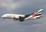 voyagerさんが、フランクフルト国際空港で撮影したエミレーツ航空 A380-861の航空フォト(写真)