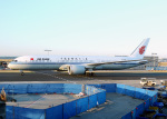voyagerさんが、フランクフルト国際空港で撮影した中国国際航空 787-9の航空フォト(写真)