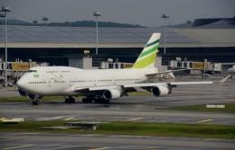 はれいろさんが、クアラルンプール国際空港で撮影したナス・エア 747-428Mの航空フォト(飛行機 写真・画像)