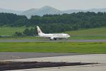 tsubasa0624さんが、青森空港で撮影した日本航空 737-846の航空フォト(飛行機 写真・画像)