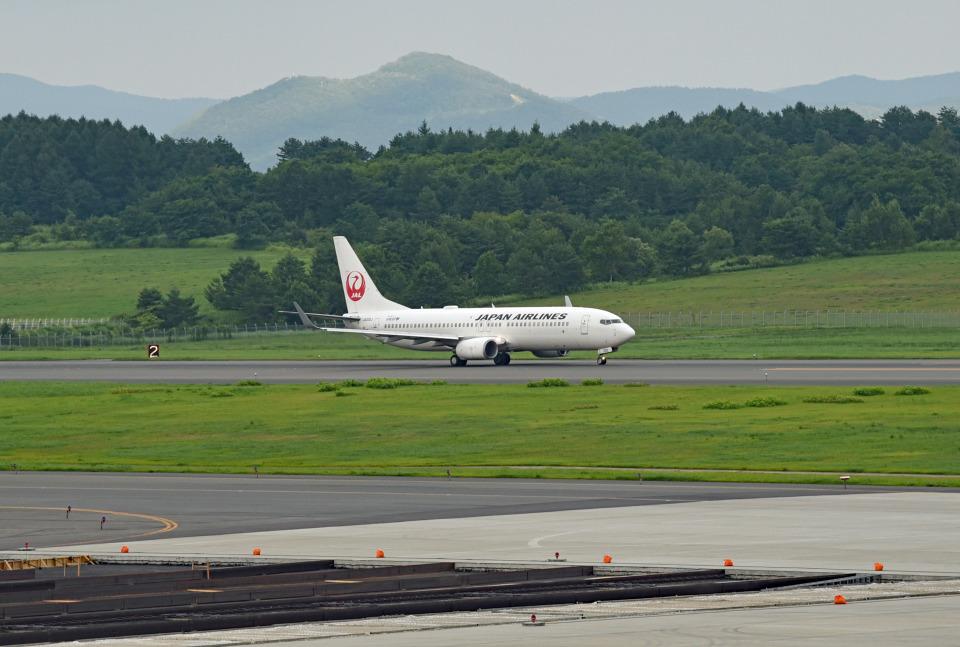 tsubasa0624さんの日本航空 Boeing 737-800 (JA330J) 航空フォト