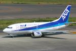 delawakaさんが、中部国際空港で撮影したANAウイングス 737-5L9の航空フォト(飛行機 写真・画像)