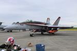Koenig117さんが、横田基地で撮影したアメリカ海軍 F/A-18C Hornetの航空フォト(写真)